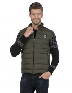 Sir Raymond Tailor chaqueta combinada EGGS - Kaki