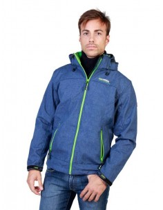 Chaqueta Geographical Norway Twixer - blue