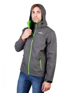 Chaqueta Geographical Norway Twixer - dgrey green