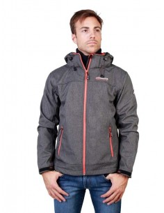 Chaqueta Geographical Norway Twixer - dgrey orange