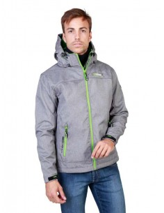 Chaqueta Geographical Norway Twixer - lgrey green