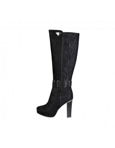Laura Biagiotti botas altas - negro