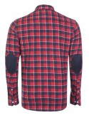 Camisa Sir Raymond Tailor flanel - red