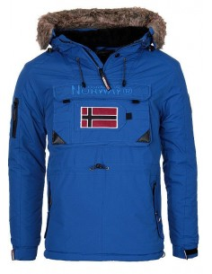 Parka Geographical Norway tipo canguro biblos - royal