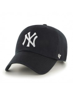 Gorra 47 Brand unisex - New York Yankees black