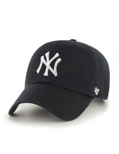 Gorra 47 Brand unisex - New York Yankees black