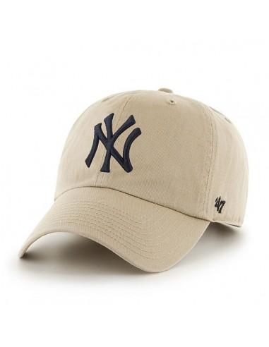 Gorra 47 Brand unisex - New York Yankees Khaki