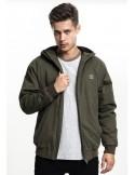 Urban Classics Zip jacket - Olive