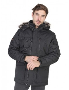 Parka Geographical Norway - Amande black
