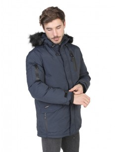 Parka Geographical Norway - Adn navy