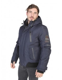 Cazadora Geographical Norway - Balistique navy