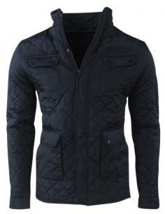 Chaqueta Geographical Norway biturbo - negra
