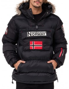 Canguro Geographical Norway Booker - black
