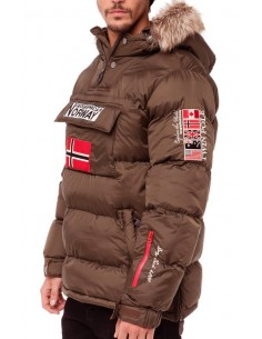 Canguro Geographical Norway Booker - brown
