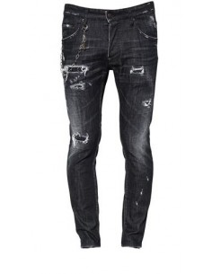 Dsquared jeans cool guy cadena - black