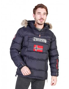 Canguro Geographical Norway Booker - navy NEW