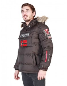 Canguro Geographical Norway Booker - brown NEW