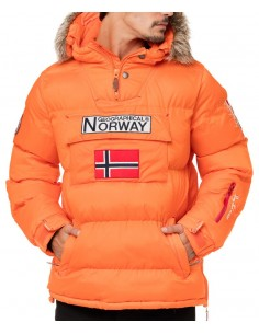 Canguro Geographical Norway Booker - Orange NEW
