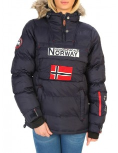 Parka canguro Geographical Norway - Anson navy