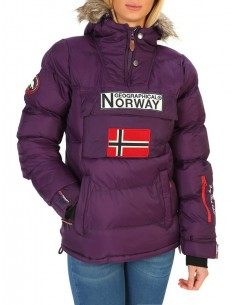 Parka canguro Geographical Norway - Anson purple