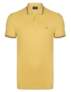 Polo Armani Jeans heritage yellow