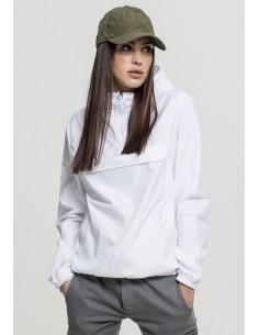 Urban Classics - canguro lady basic - white