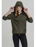 Urban Classics - canguro lady basic - army