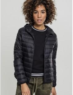 Urban Classics chaqueta plumas ligera - black