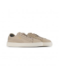 Zapatillas Puma Basket classic soft - crudo