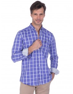 Camisa Sir Raymond Tailor - blue