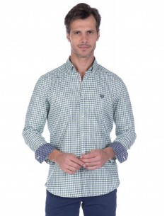 Camisa Sir Raymond Tailor - green