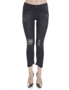 Jeans Sir Raymond Tailor woman - black