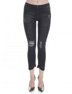 Jeans Sir Raymond Tailor woman - black