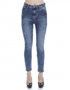 Jeans Sir Raymond Tailor woman - blue washed