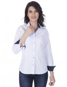 Camisa Sir Raymond - White