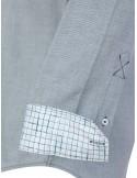 Camisa Sir Raymond Tailor oxford - green