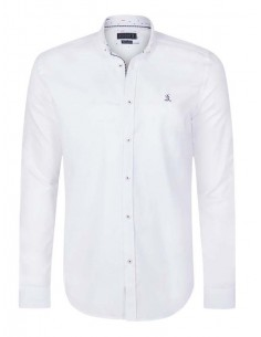 Camisa Sir Raymond Tailor oxford - white