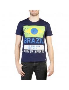 Camiseta US Polo Assn Brazil - navy