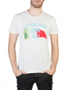 Camiseta US Polo Assn Italy - white