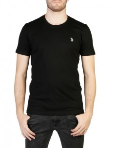 Camiseta US Polo Assn icónica - black
