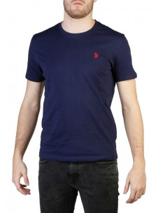 Camiseta US Polo Assn icónica - navy