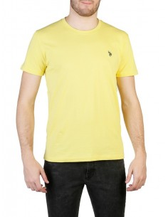 Camiseta US Polo Assn icónica - yellow