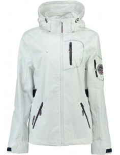 Chaqueta Geographical Norway - Adeline white
