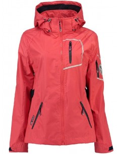Chaqueta Geographical Norway - Adeline coral