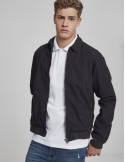 Urban Classics Chaqueta worker Harrington - negra