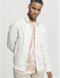 Urban Classics Chaqueta worker Harrington - sand
