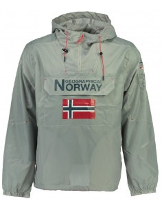 Chaqueta canguro Geographical Norway - Bogoss grey