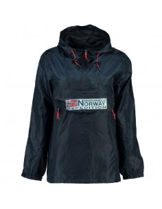 Chaqueta canguro Geographical Norway - Downtown navy