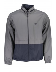 Chaqueta Gant deportiva - grey navy
