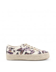 Sneakers Laura Biagiotti purple